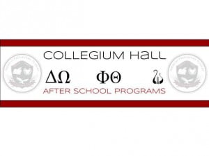 Collegium Hall Banner